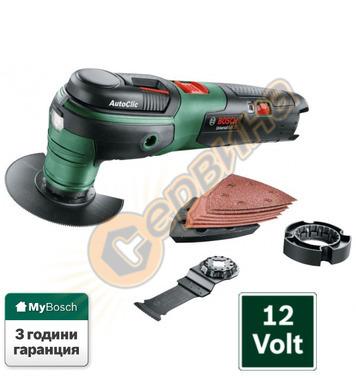 Акумулаторна мултифункционален инструмент Bosch UniversalMul