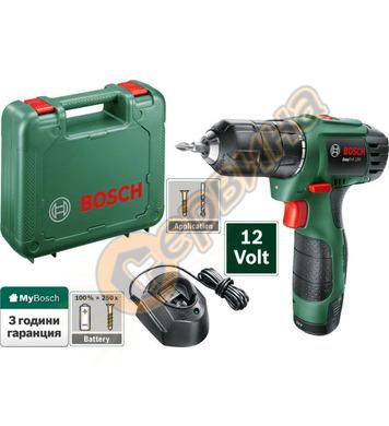 Акумулаторен винтоверт Bosch EasyDrill 1200 06039A210A - 12V