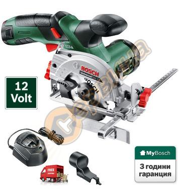 Акумулаторен циркуляр Bosch UniversalCirc 12 06033C7002 - 12