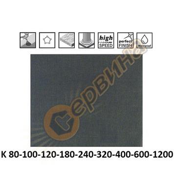 Шкурка Bosch C355 2608608H61 230x280мм К80-1200 - 1бр.