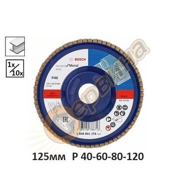 Диск за шлайфане Bosch X431 Standard for Metal 2608601274 12