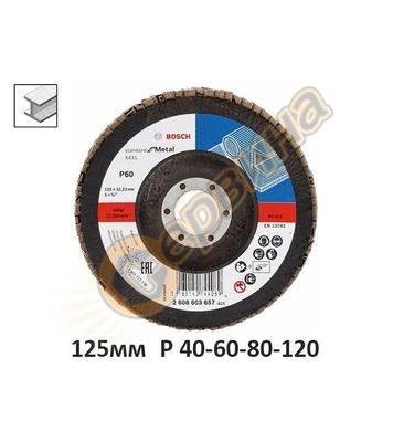Диск за шлайфане Bosch X431 Standard for Metal 2608603656 12