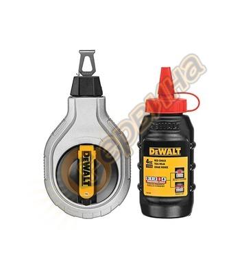 Маркиращ шнур - чертилка DeWalt DWHT47408-0 - 30м