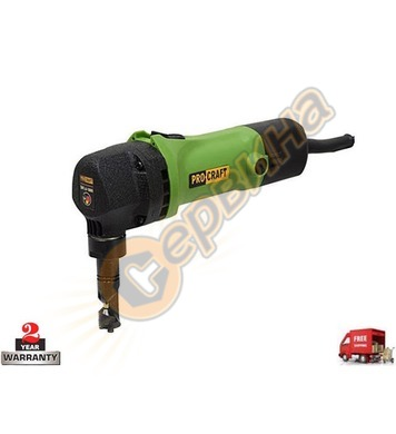 Eлектрическа ножица за ламарина Procraft SM1.6 - 500W