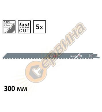 Нож за замразени материали за саблен трион Bosch Special for