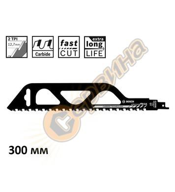 Нож за строителни материали за саблен трион Bosch Special fo