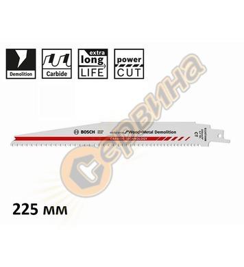 Нож за дърво и метал за саблен трион Bosch Endurance for Woo