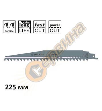 Нож за дърво за саблен трион Bosch Speed for Wood S 1142 KHM