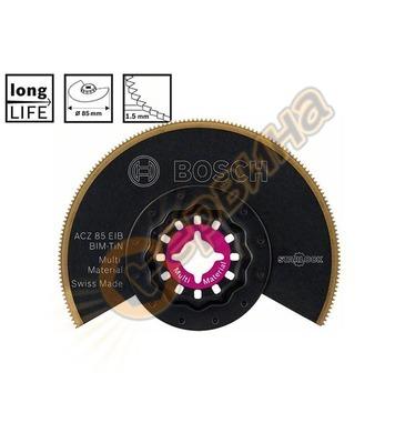 Нож за мултифункционален инструмент Bosch ACZ 85 EIB Multi M