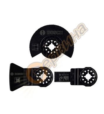 Комплект ножове за мултифункционален инструмент Bosch 260701