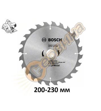 Циркулярен диск за дърво Bosch Eco for Wood 2608644379 - 200