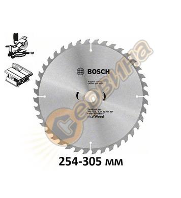 Циркулярен диск за дърво Bosch Eco for Wood 2608644383 - 254