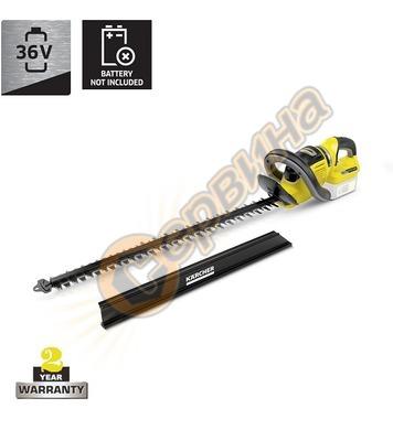 Акумулаторен храсторез Karcher HGE 36-60 Battery 1.444-250.0