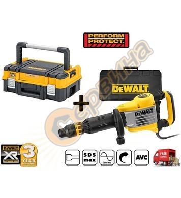Професионален къртач DeWalt D25951K - 1600W + куфар за инстр