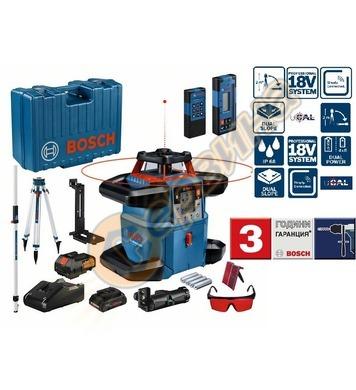Ротационен лазерен нивелир Bosch Professional GRL 600 CHV Se