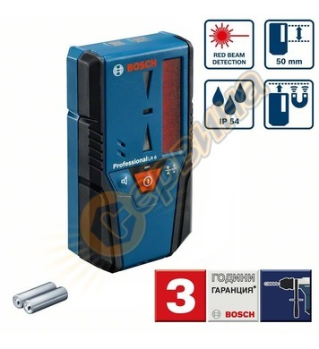 Лазерен приемник Bosch LR6 Professional 0601069H00