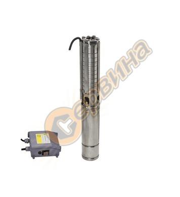 Потопяема дълбочинна помпа Hydrostab Gmax 4SPD312-0.75 09109