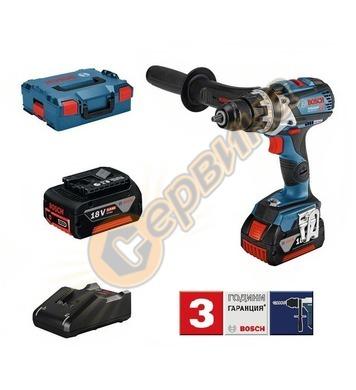Акумулаторен винтоверт Bosch GSR 18V-110 C Professional 0601