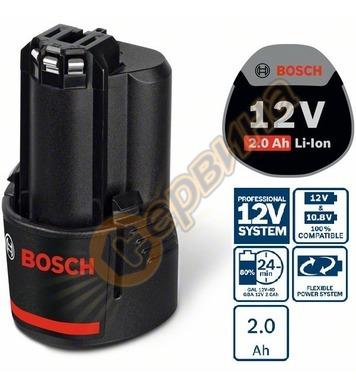 Акумулаторна батерия Bosch GBA 12V 2,0Ah Professional 1600Z0