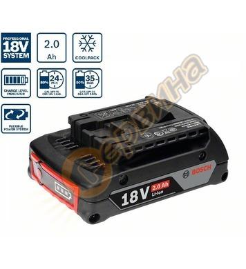 Акумулаторна батерия Bosch GBA 18V 2,0Ah Professional 1600Z0
