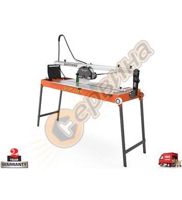 Машина за рязане на строителни материали с водеща шина Batti