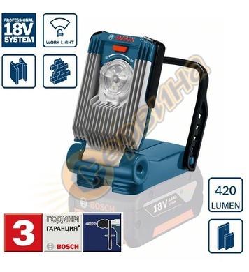 Акумулаторен фенер Bosch GLI 14,4/18 V-Li Professional без б