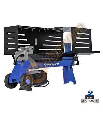 Хоризонтална машина за цепене на дърва Elektro Maschinen LSE