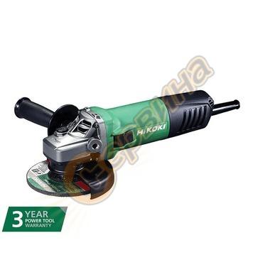 Ъглошлайф HiKoki-Hitachi G13SB4-YGZ - 1400W/125мм