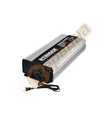 Инвертор-преобразувател на мощност RTRMaX RTM570 12V-220V 43