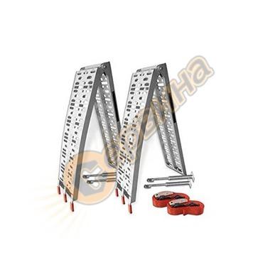 Комплект рампа за тракторни косачки Hecht 005005 - 680кг 2бр