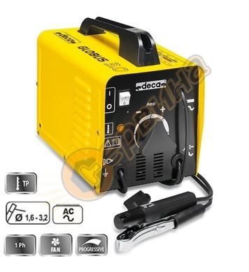 Заваръчен апарат електрожен Deca MMA AC Globus 3.0 204500 1.