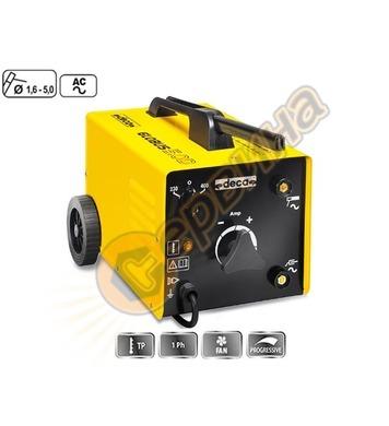 Заваръчен апарат електрожен Deca MMA AC Globus 5.0 D 203700
