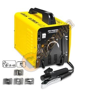 Заваръчен апарат електрожен Deca MMA AC  Globus 4.0 204700 1