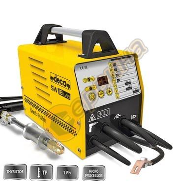 Монофазен заваръчен апарат електрожен за точково заваряване