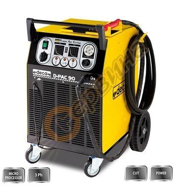Трифазен апарат за плазмено рязане Deca D-PAC 90 117900 - 80