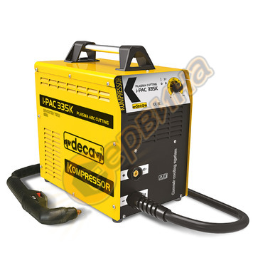 Инверторен апарат за плазмено рязане с компресор Deca I-PAC