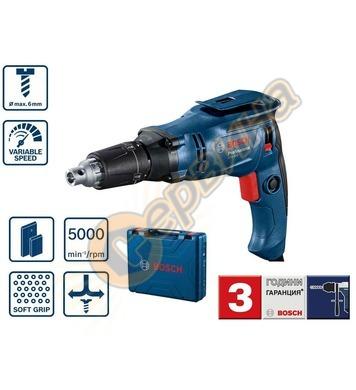 Винтоверт за сухо строителство Bosch GTB 650 Professional 06