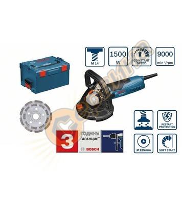 Бетоншлайф машина Bosch GBR 15 CAG Professional 0601776001 -