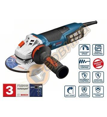 Ъглошлайф Bosch GWS 19-125 CIST Professional 060179S002 - 19