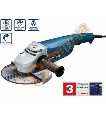 Ъглошлайф Bosch GWS 24-180 JH Professional 0601883M03 - 2400