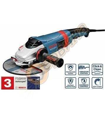 Ъглошлайф Bosch GWS 22-180 LVI Professional 0601890D00 - 220