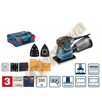 Виброшлайф Bosch GSS 160-1 A Professional 06012A2300 - 180W