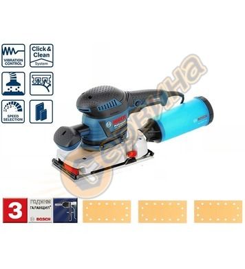 Виброшлайф Bosch GSS 280 AVE Professional 0601292902 - 350W