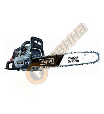 Бензинов верижен трион Scheppach CSH56 5910114904 - 2.3kW/3.