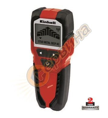 Дигитален детектор за метал, кабели и дърво Einhell TC-MD 50