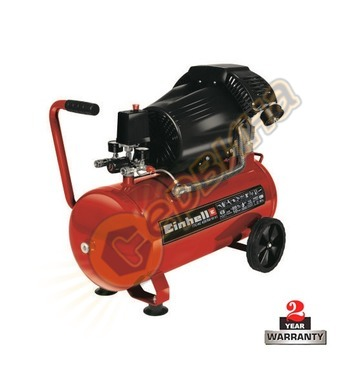 Маслен компресор Einhell TC-AC 420/50/10 V 4010495 - 2200 W,