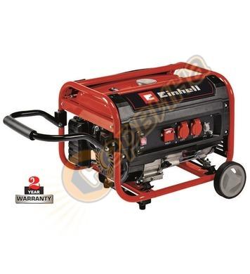 Бензинов генератор Einhell TC-PG 35/E5 4152551 - 3.1 kW, 15
