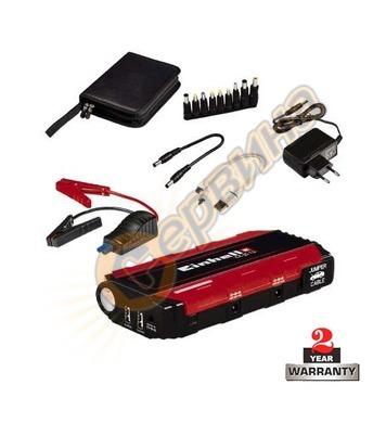 Стартиращо зарядно устройство Einhell CE-JS 12 1091521 - 12