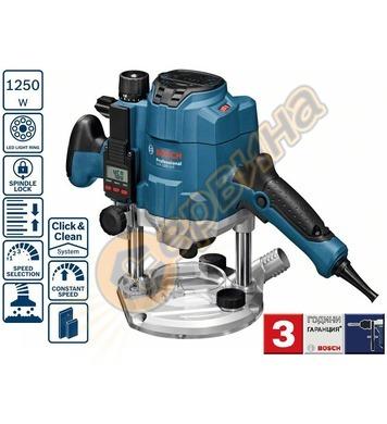 Електрическа оберфреза Bosch GOF 1250 LCE Professional 06016
