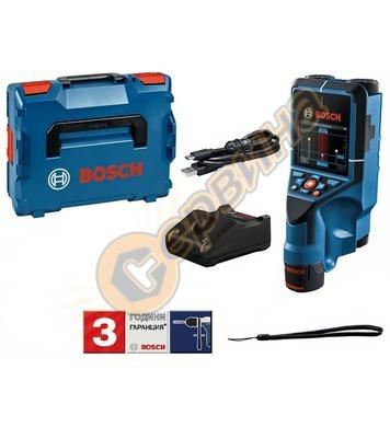 Акумулаторен скенер за стени Bosch D-Tect 200 C Professional